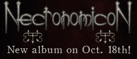 Necronomicon new album 'Unus'!