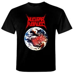 Nuclear Assault merch on demand!