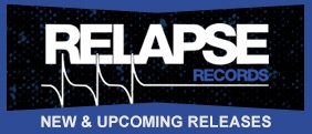 Relapse catalog back in stock!