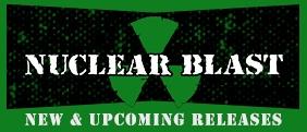 Nouvelles sorties Nuclear Blast sur le shop Season!