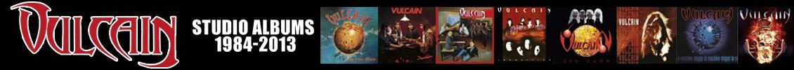 Vulcain's first 8 albums!