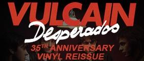 Vulcain vinyl reissue!